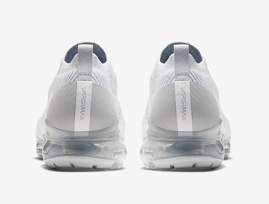 Nike Air VaporMax 3.0 Pure Platinum AJ6900-102 Release Date