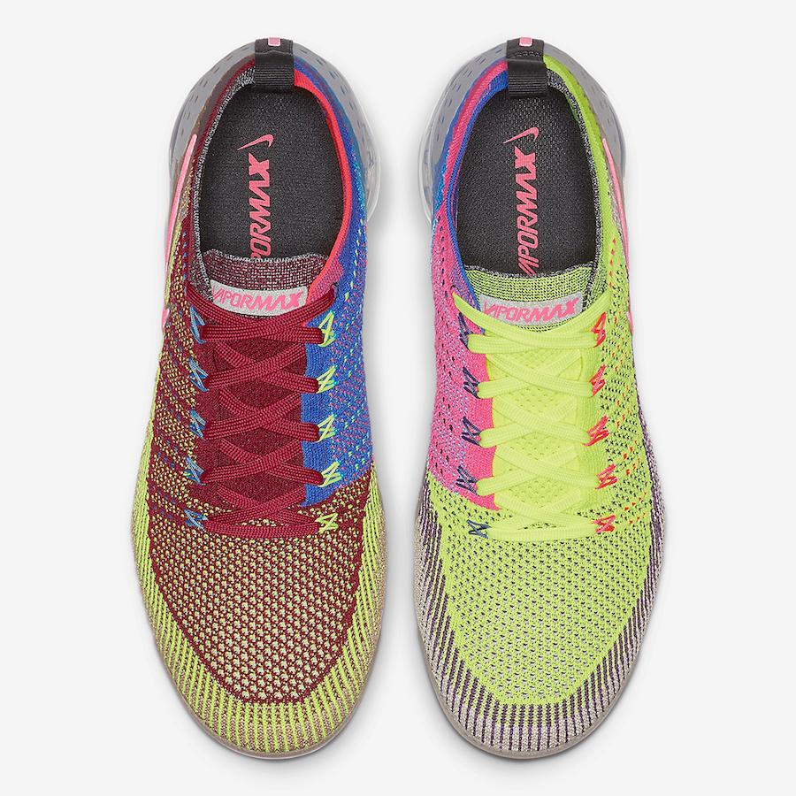 Nike Air VaporMax Flyknit 2.0 Random CJ0066-900 Release Date