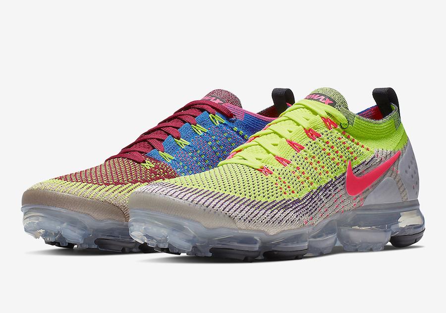 056fdb967f Nike Air VaporMax Flyknit 2.0 Random CJ0066-900 Release Date ...