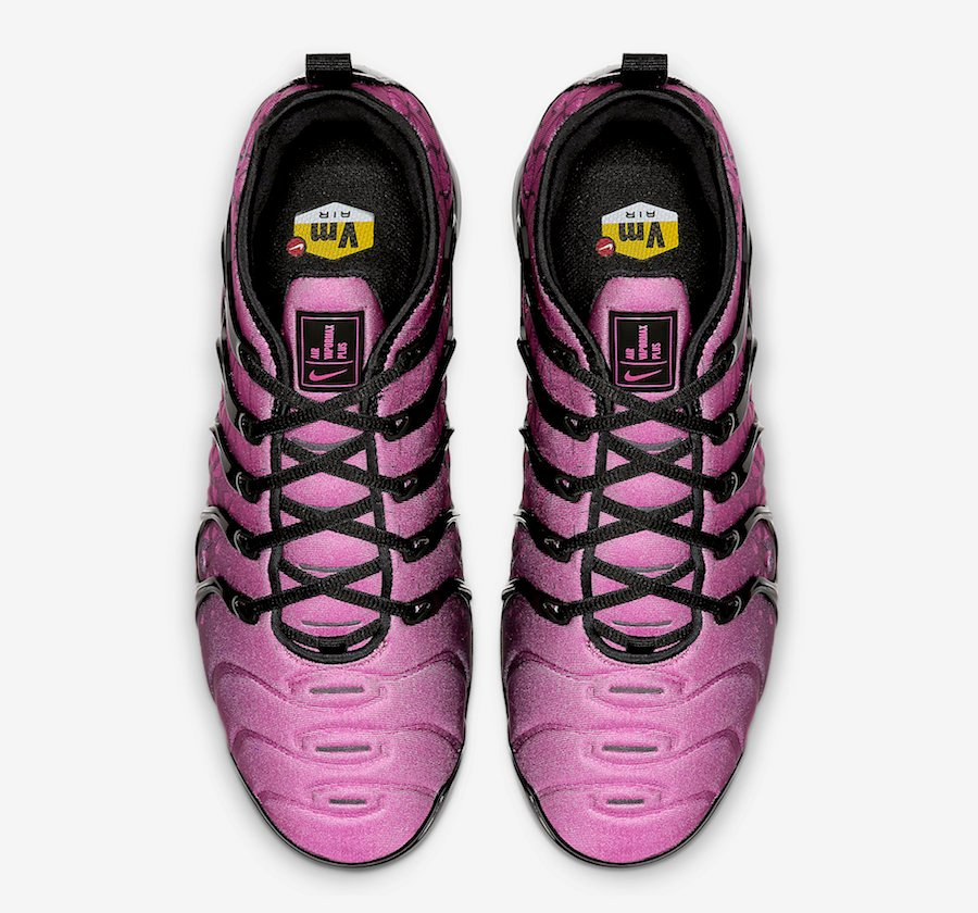Nike Air VaporMax Plus Active Fuchsia 924453-603 Release Date