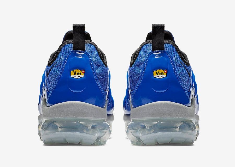 Nike Air VaporMax Plus Game Royal 924453-404 Release Date
