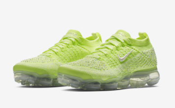 Nike Air VaporMax Swarovski Volt AT5673-700 Release Date