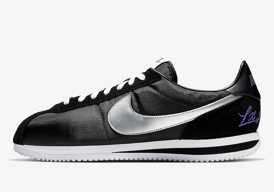 Nike Cortez Los Angeles CI9873-001 Release Date