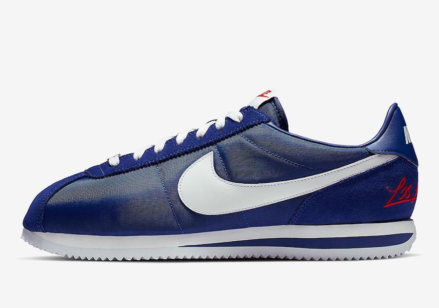 Nike Cortez Los Angeles CI9873-400 Release Date