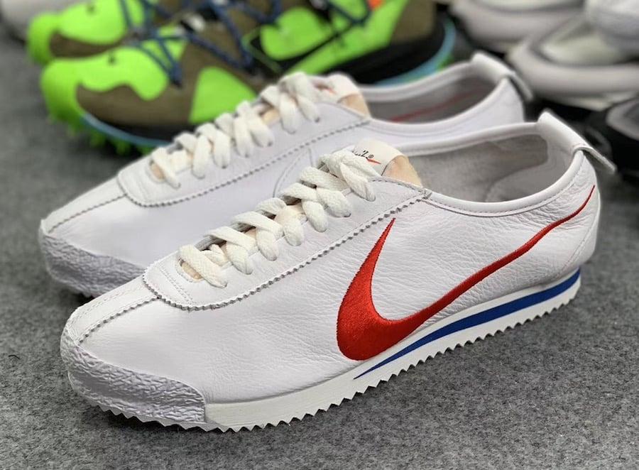 Nike Cortez Shoe Dog Pack CJ2586-100 Release Date Info