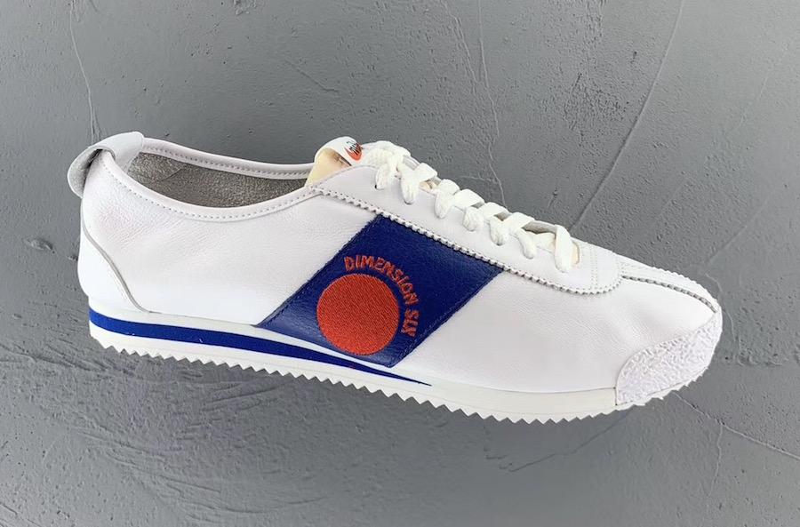 Nike Cortez Shoe Dog Pack Dimension Six CJ2586-101 Release Date Info
