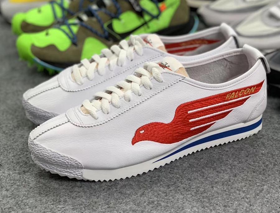 Nike Cortez Shoe Dog Pack Falcon CJ2586-102 Release Date Info