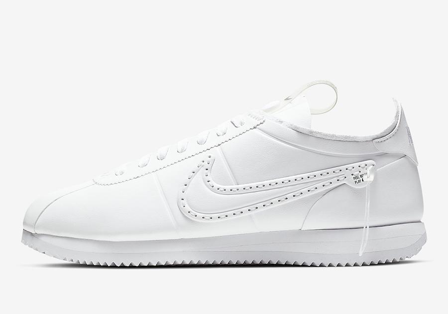 Nike Cortez White Noise Cancelling CI5776-110 Release Date