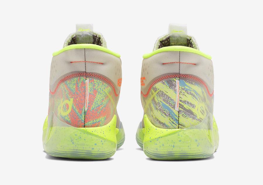Nike KD 12 90s Kid AR4229-900 Release Date