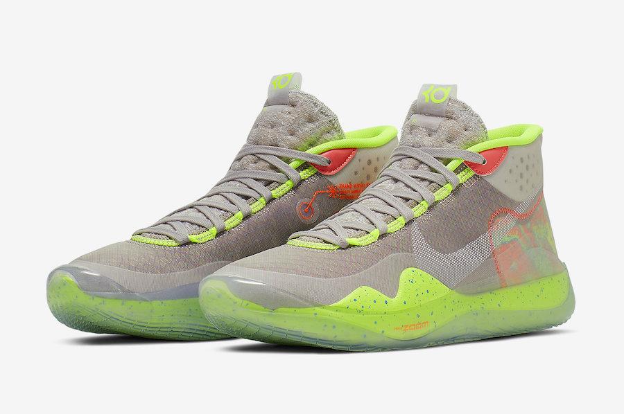 1ba7e6c6030c Nike KD 12 90s Kid AR4229-900 Release Date