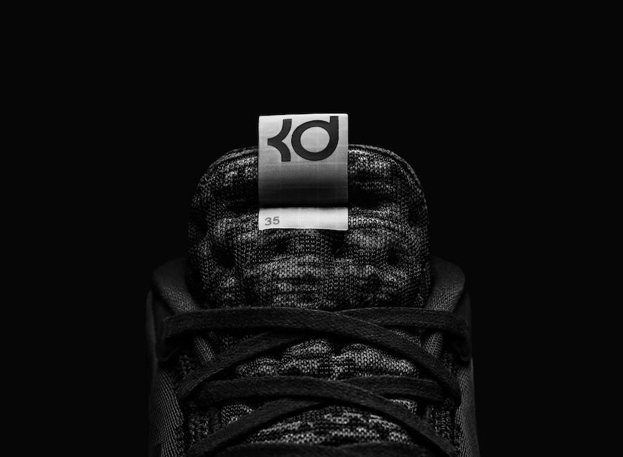 Nike KD 12 Tongue