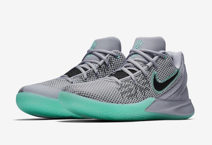 best sneakers 4dc8f 0ed42 Nike Kyrie Flytrap 2 Green Glow AO4438-003 Release Date