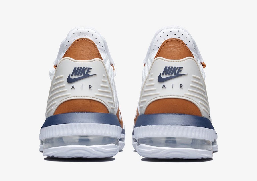 Nike LeBron 16 Air Trainer Medicine Ball CD7089-100 Release Date
