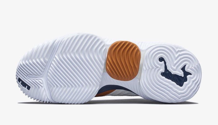 557660ca953 Nike LeBron 16 Air Trainer Medicine Ball CD7089-100 Release Date ...