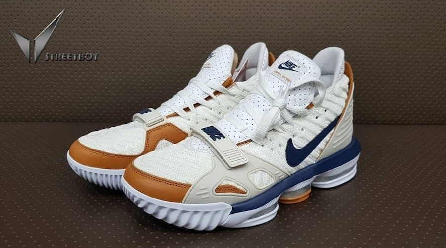 Nike LeBron 16 Air Trainer Medicine