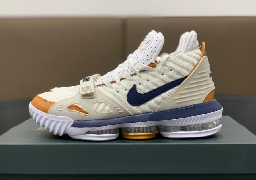 Nike LeBron 16 Air Trainer Medicine Ball Release Date