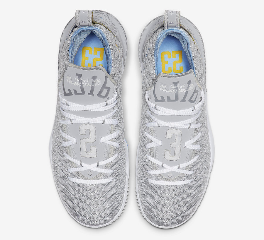 Nike LeBron 16 MPLS CK4765-001 Release Date