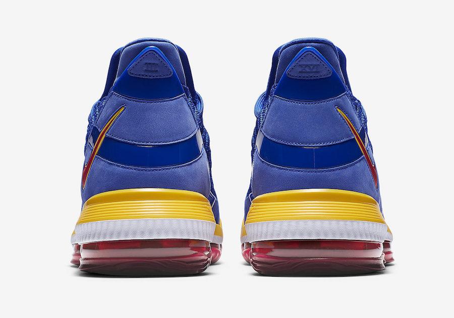 Nike LeBron 16 SB Blue CD2451-400 Release Date