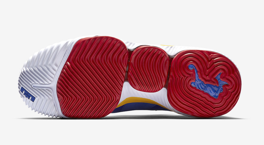 eb2adf26f938 Nike LeBron 16 SB Blue CD2451-400 Release Date