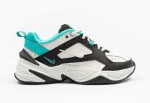 Nike M2K Tekno White Black Hyper Jade AO3108-102 Release Date
