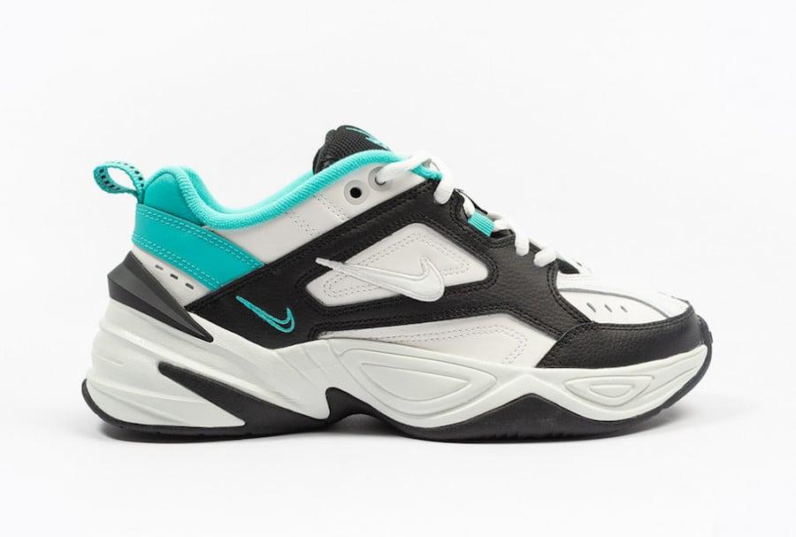 Nike M2K Tekno in 'Hyper Jade'