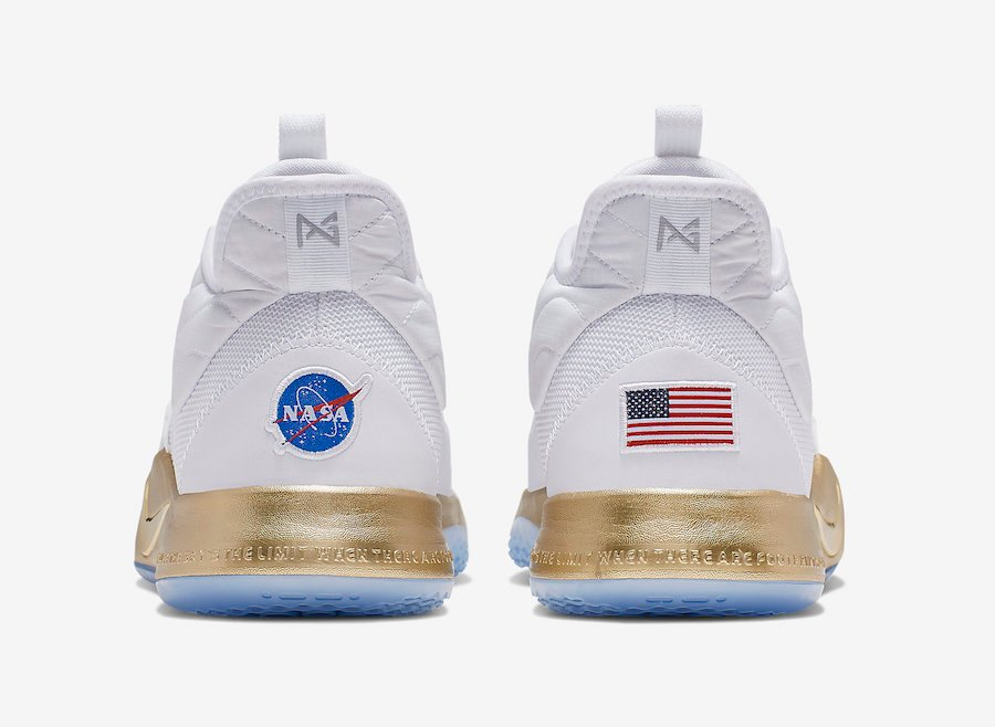 Nike PG 3 NASA Apollo Missions CI2666-100 Release Date Price Details