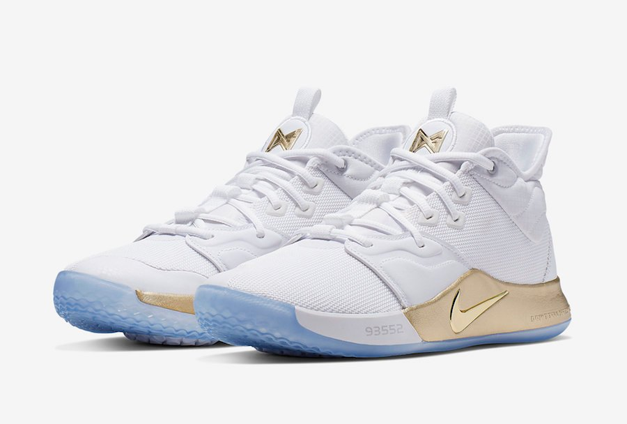 quality design addd1 14ac7 Nike PG 3 NASA Apollo Missions CI2666-100 Release Date Price Details