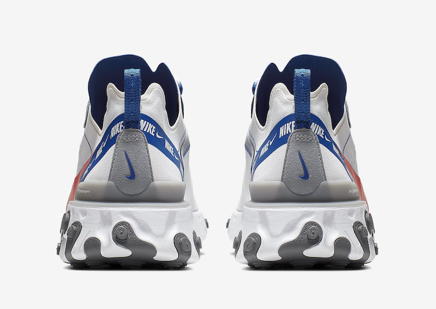 Nike React Element 55 Cd7340 001 Cd7340 100 Release Date
