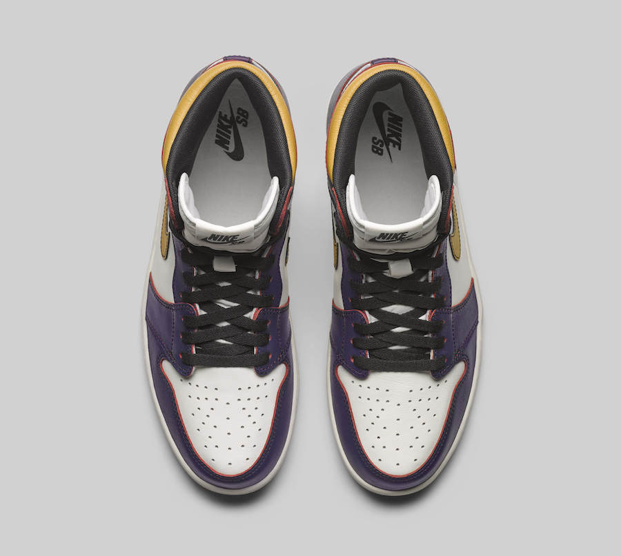 Nike SB Air Jordan 1 Retro High OG Court Purple CD6578-507 Release Date Pricing