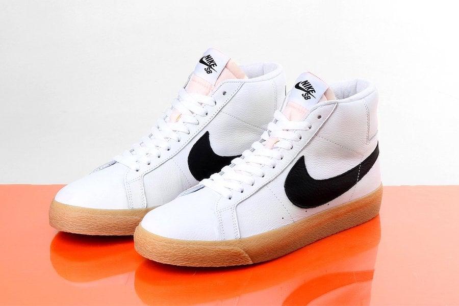 Nike SB Blazer Mid Orange Label