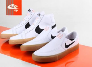 Nike SB Orange Label White Gum Pack Release Date
