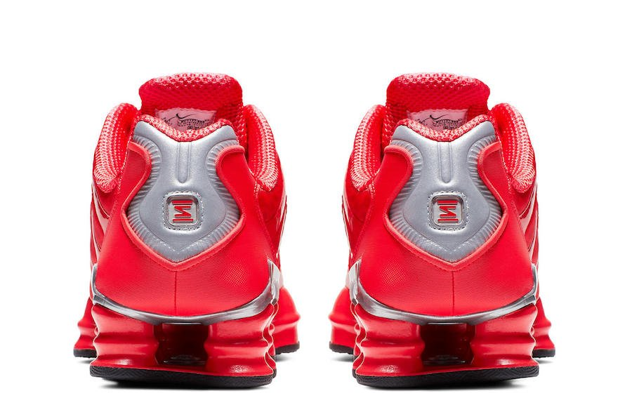 Nike Shox Total Red Release Date