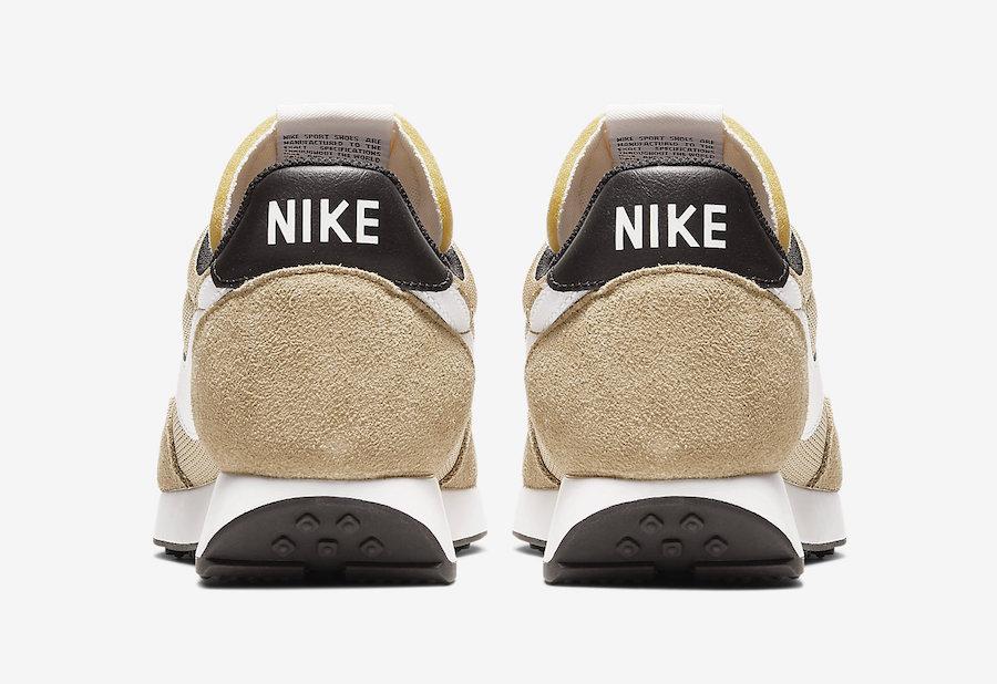 Nike Tailwind Parachute Beige Club Gold 487754-201 Release Date