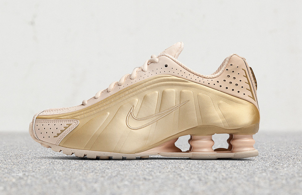 Nike WMNS Shox Gold Release Date