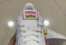 Pokemon adidas Collection Release Date