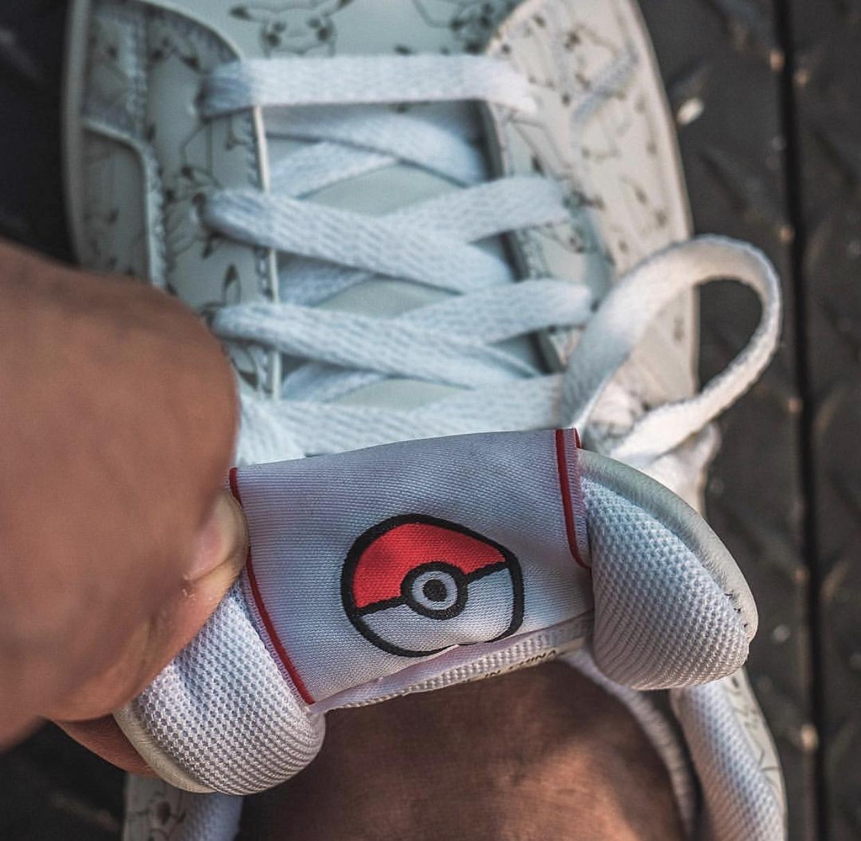 Pokemon adidas Pikachu Release Info