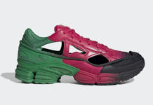 Raf Simons adidas Ozweego Replicant EE7932 Release Date