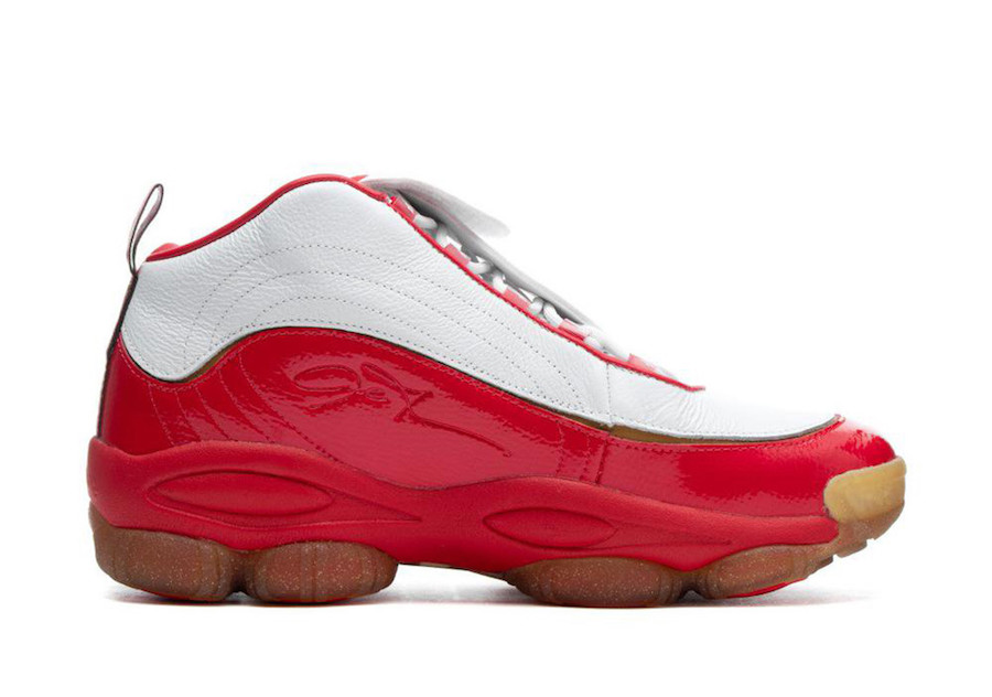 Reebok Iverson Legacy Red White CN8406 Release Date