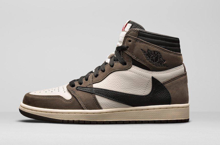 Travis Scott Air Jordan 1 High OG CD4487-100 Release Info