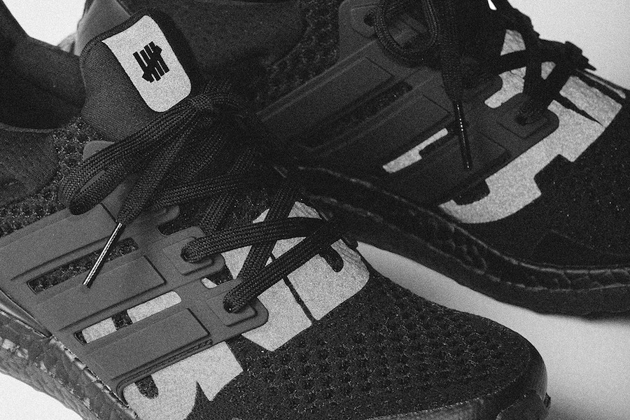 Undefeated adidas Ultra Boost Blackout Release Info