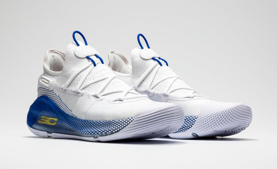 Under Armour Curry 6 Dub Nation Release Date
