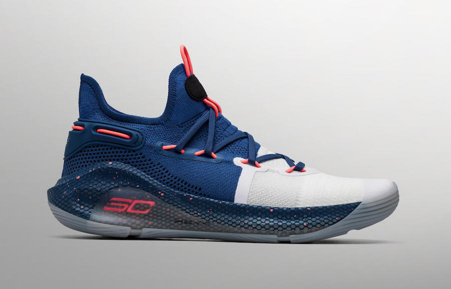Under Armour Curry 6 Splash Party Release Date