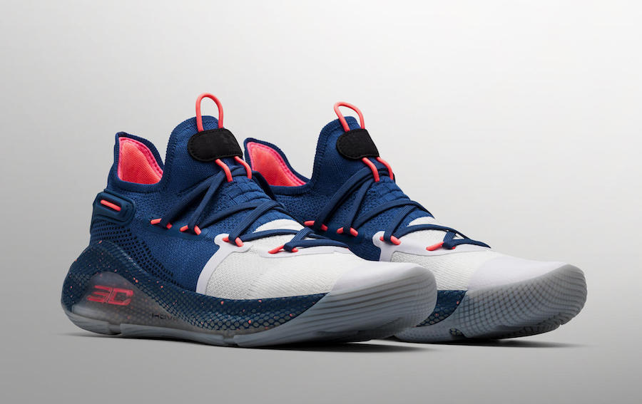 d49fc9a8 Under Armour Curry 6 Splash Party Release Date | SneakerFiles