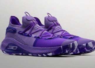 Under Armour ICON Curry 6 United We Win Release Date