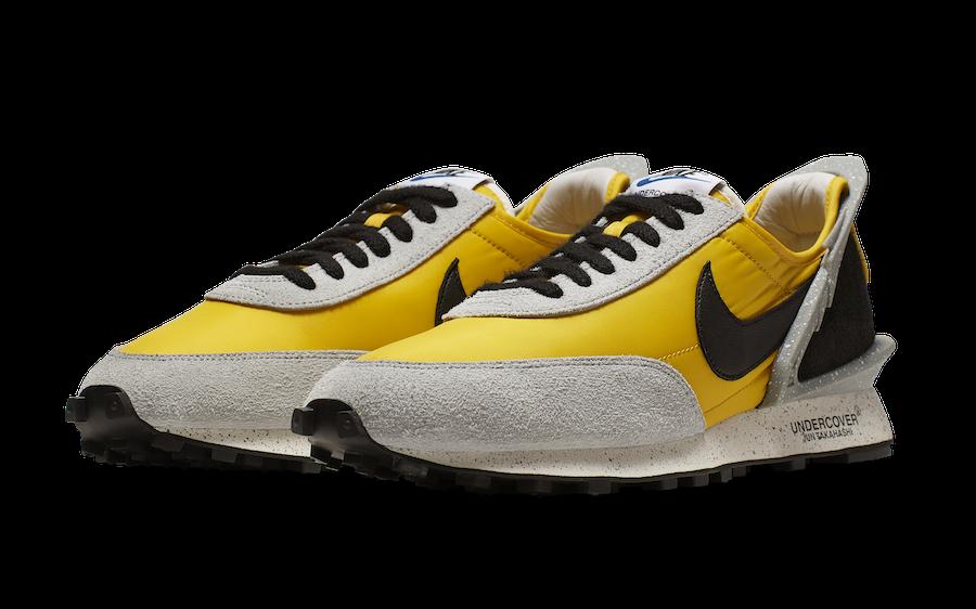 Undercover Nike Daybreak Bright Citron BV4594-700 Release Info