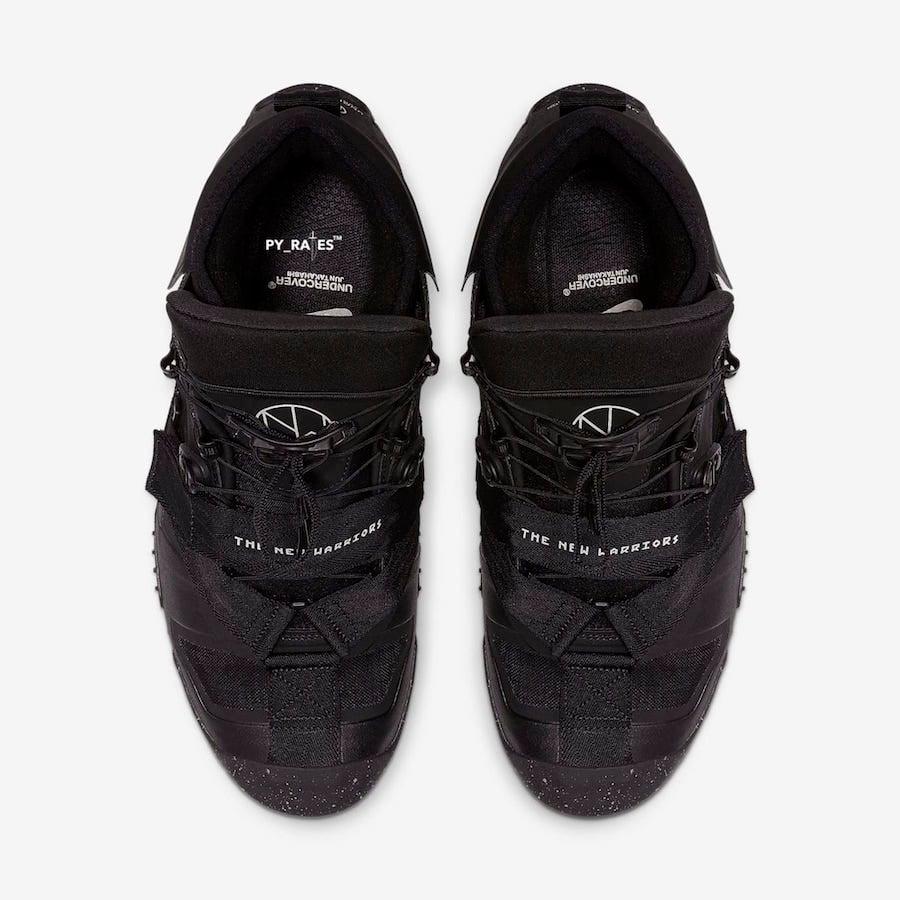 Undercover Nike SFB Mountain Black Sail Release Date