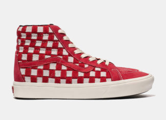 Vans SK8-Hi Era LX Hairy Suede Checkerboard Pattern Release Date