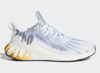 adidas AlphaBoost White Blue FW4523 Release Date