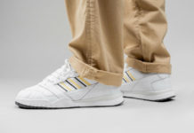 adidas AR Trainer White Easy Yellow BD7840