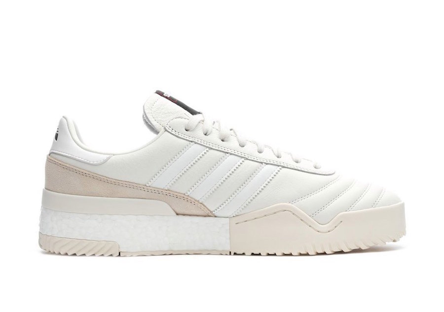 adidas AW BBall Soccer White EE8498